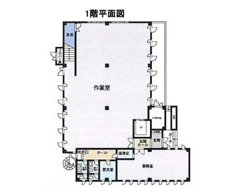 厚木市 小田急小田原線本厚木駅の売倉庫画像(2)