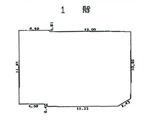平塚市 小田急小田原線本厚木駅の売工場・売倉庫画像(1)