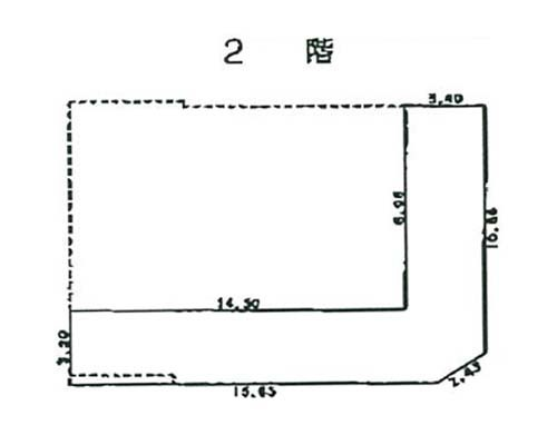 平塚市 小田急小田原線本厚木駅の売工場・売倉庫画像(2)