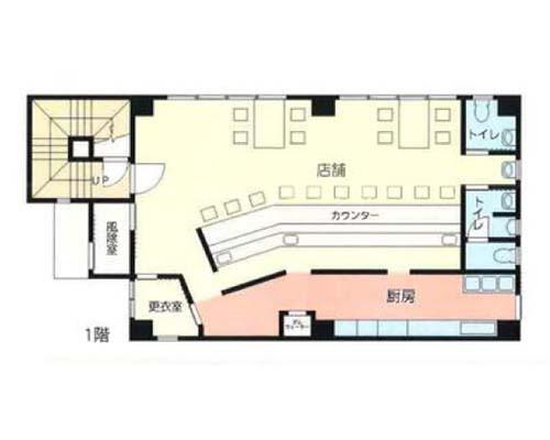 厚木市 小田急小田原線本厚木駅の売店舗画像(1)