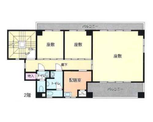 厚木市 小田急小田原線本厚木駅の売店舗画像(2)
