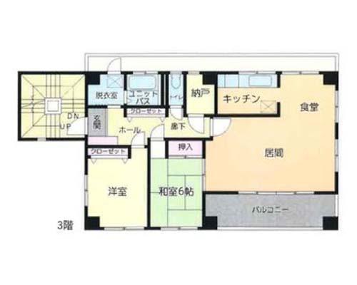 厚木市 小田急小田原線本厚木駅の売店舗画像(3)