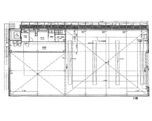 横浜市都筑区 ブルーライン新羽駅の売工場・売倉庫画像(2)