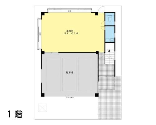厚木市 小田急小田原線本厚木駅の売ビル画像(1)