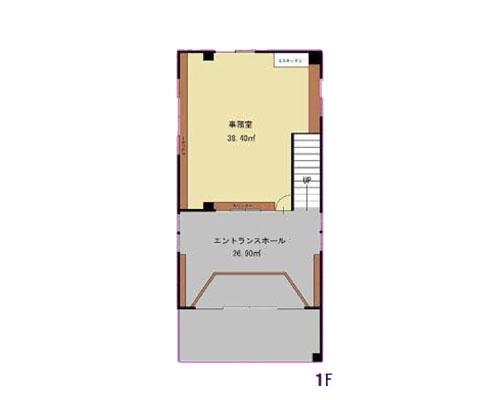 愛甲郡愛川町 小田急小田原線本厚木駅の売事務所画像(1)