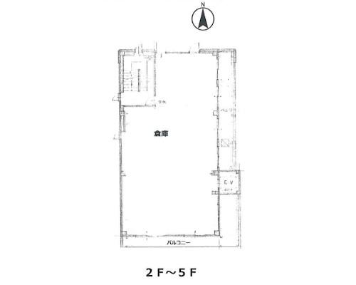 横浜市鶴見区 JR京浜東北線鶴見駅の売倉庫画像(2)