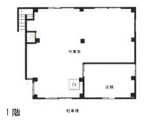 川越市 西武新宿線本川越駅の売工場・売倉庫画像(1)
