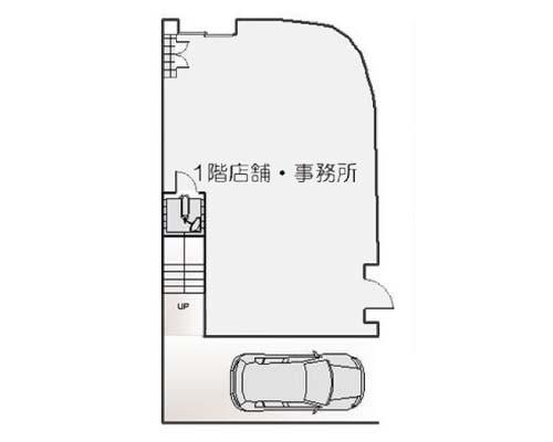 越谷市 東武伊勢崎線北越谷駅の売店舗画像(1)