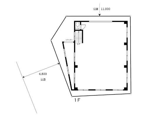 川口市 JR京浜東北線川口駅の売工場画像(1)