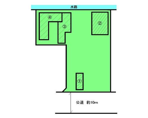 鴻巣市 JR高崎線北鴻巣駅の売工場・売倉庫画像(1)