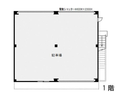 川越市 西武新宿線南大塚駅の売倉庫画像(1)