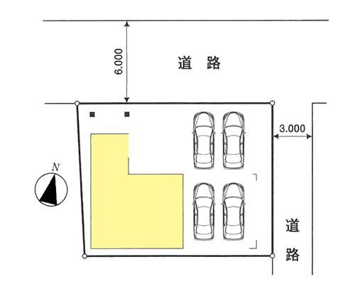 飯能市 西武池袋線飯能駅の売倉庫画像(1)