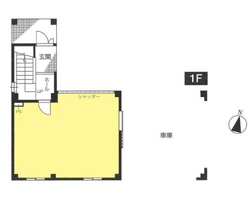 飯能市 西武池袋線飯能駅の売倉庫画像(2)