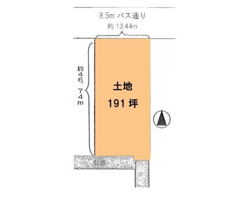 所沢市 西武新宿線新所沢駅の売倉庫画像(1)
