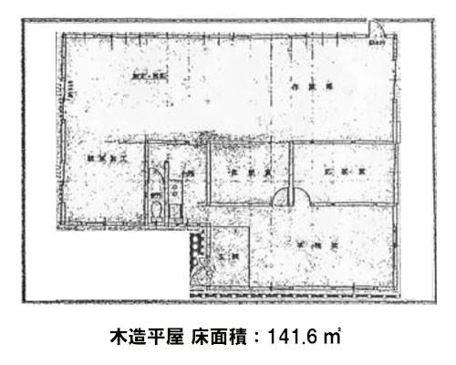 所沢市 西武新宿線新所沢駅の売倉庫画像(2)