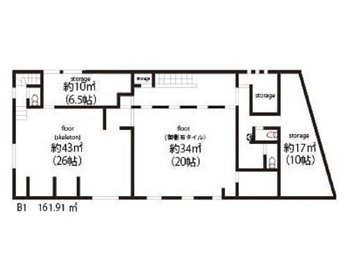 富士見市 東武東上線みずほ台駅の売ビル画像(1)