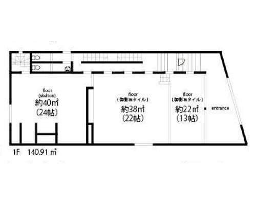 富士見市 東武東上線みずほ台駅の売ビル画像(2)