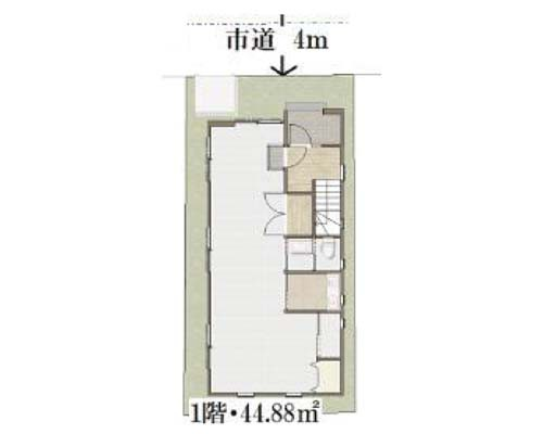 ふじみ野市 東武東上線上福岡駅の売ビル画像(1)