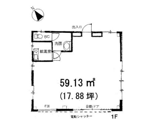 ふじみ野市 東武東上線上福岡駅の売店舗・売事務所画像(1)