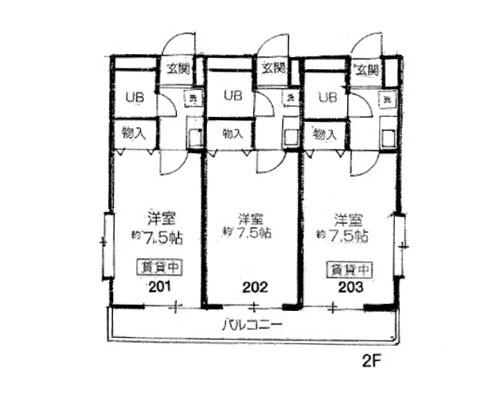 ふじみ野市 東武東上線上福岡駅の売店舗・売事務所画像(2)