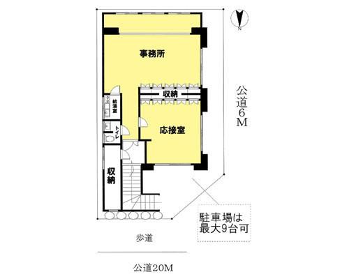 川口市 JR京浜東北線西川口駅の売事務所画像(1)