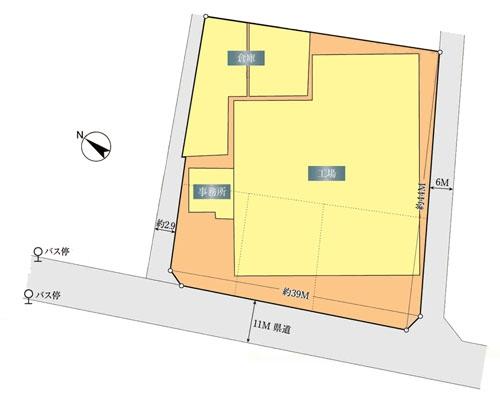 越谷市 東武伊勢崎線越谷駅の売工場・売倉庫画像(1)