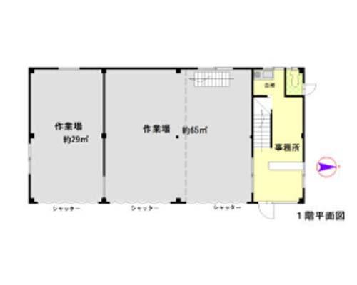 さいたま市桜区 JR埼京線南与野駅の売工場・売倉庫画像(1)