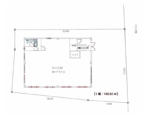 草加市 東武伊勢崎線草加駅の売工場・売倉庫画像(1)
