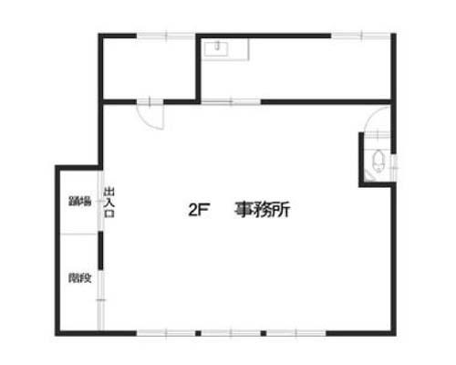 葛飾区 京成本線お花茶屋駅の売倉庫画像(2)