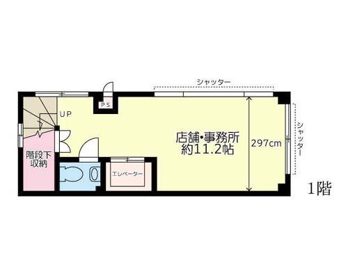 中央区 JR総武線馬喰町駅の売店舗画像(2)