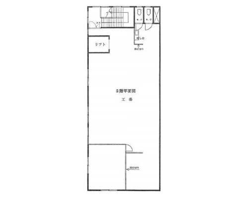 町田市 JR横浜線成瀬駅の売工場・売倉庫画像(2)