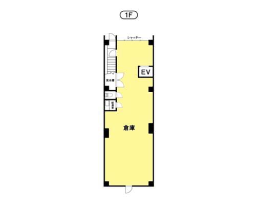 江東区 都営新宿線西大島駅の売工場・売倉庫画像(1)