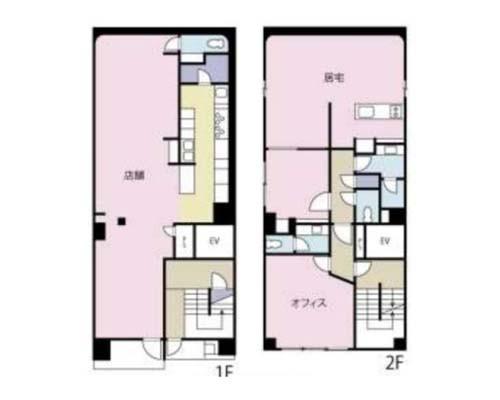 渋谷区 JR山手線渋谷駅の売ビル画像(1)