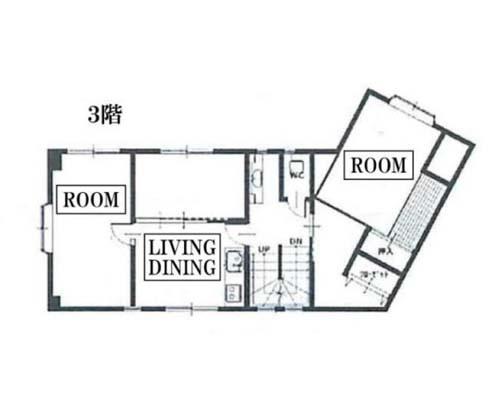 中野区 JR中央線中野駅の売ビル画像(3)
