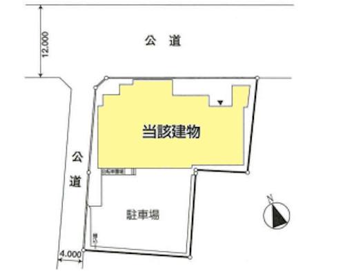 板橋区 都営三田線新板橋駅の売工場・売倉庫画像(3)