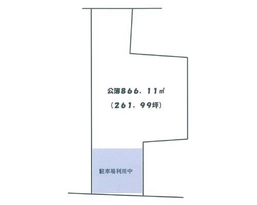船橋市 東武野田線馬込沢駅の売事業用地画像(1)