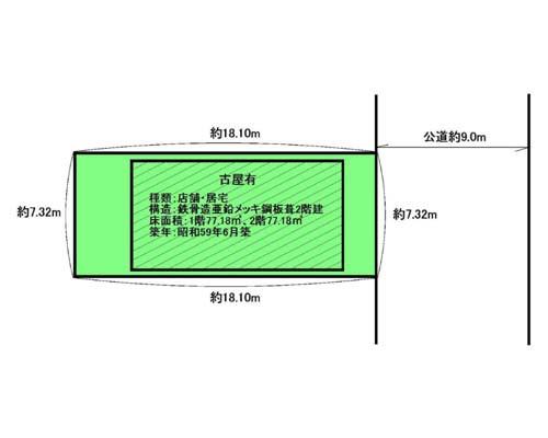 市川市 JR武蔵野線市川大野駅の売事業用地画像(1)