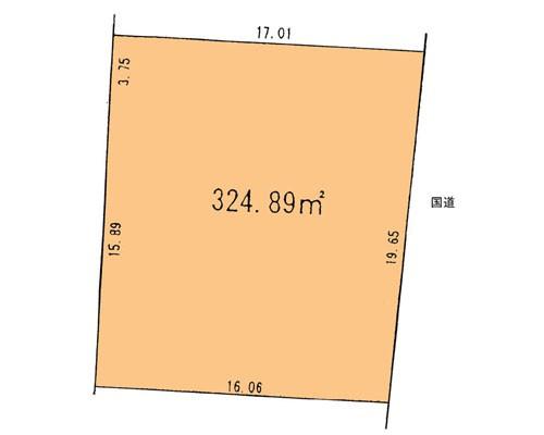 八千代市 東葉高速鉄道村上駅の売事業用地画像(1)