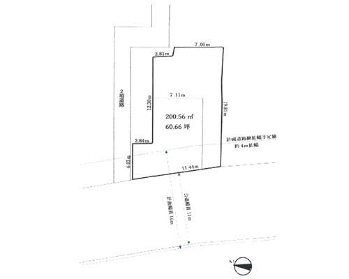 市川市 JR総武本線市川駅の売事業用地画像(1)