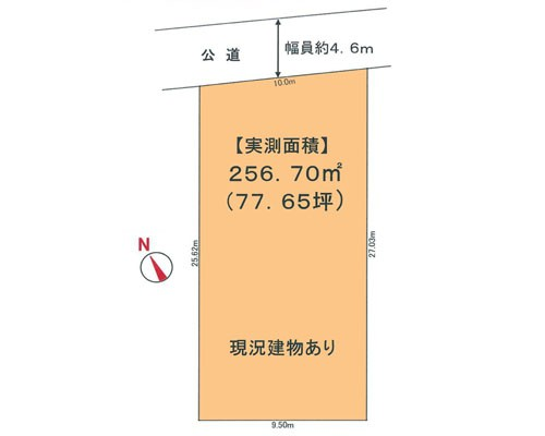 市川市 JR総武本線本八幡駅の売事業用地画像(1)