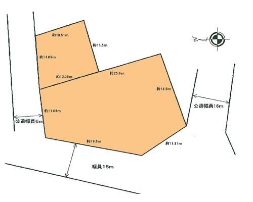 松戸市 北総線矢切駅の売事業用地画像(1)