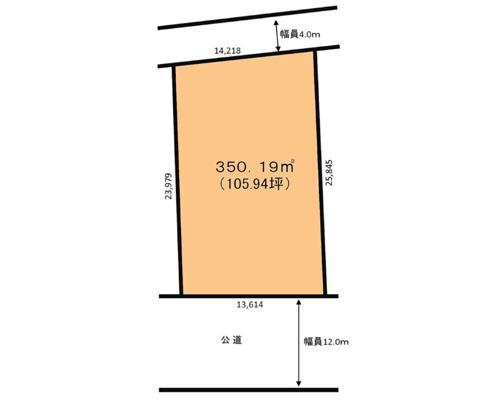 千葉市緑区 JR外房線土気駅の売事業用地画像(1)
