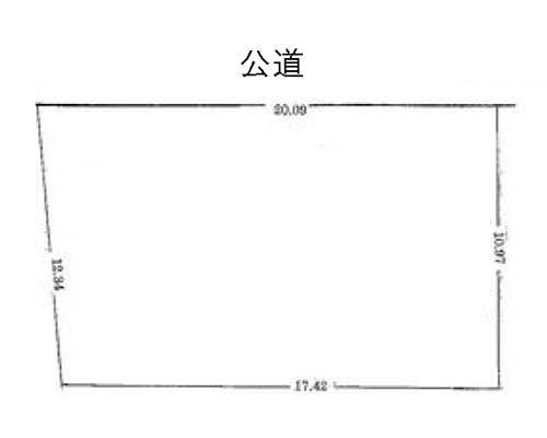 座間市 小田急小田原線小田急相模原駅の売事業用地画像(1)