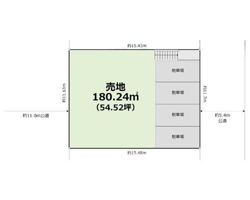 座間市 小田急小田原線座間駅の売事業用地画像(1)