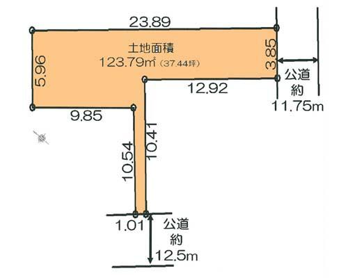 横浜市中区 JR根岸線石川町駅の売事業用地画像(1)