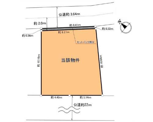 川崎市幸区 JR南武線鹿島田駅の売事業用地画像(1)