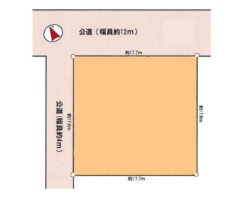 相模原市緑区 JR横浜線橋本駅の売事業用地画像(1)