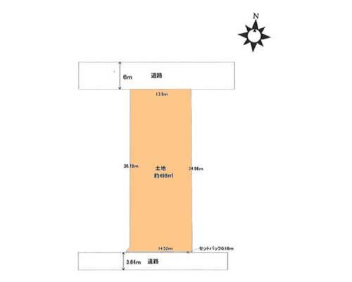 相模原市南区 小田急小田原線小田急相模原駅の売事業用地画像(1)