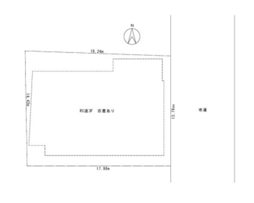 川崎市川崎区 JR鶴見線武蔵白石駅の売事業用地画像(1)