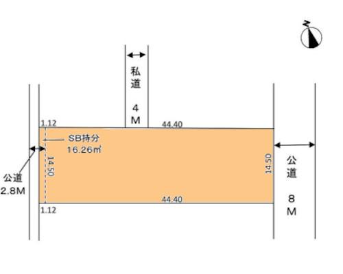 横浜市鶴見区 JR南武線尻手駅の売事業用地画像(1)